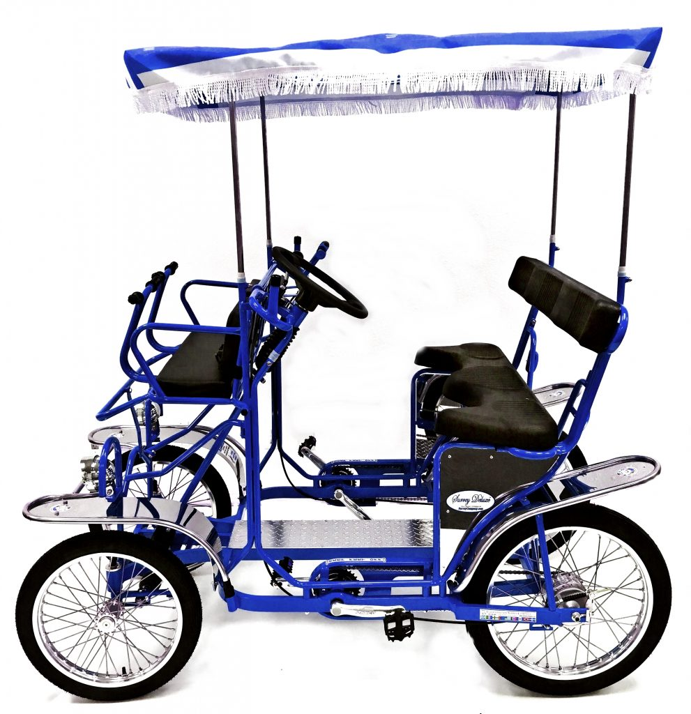 Surrey Bike, Four Wheel Bike, 2 & 4 Person Bicycle, Surrey ...