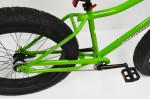 Fat tire bike, sand cycle, fat tire beach bike, spider AT, Tommisea, balloon tire bicycle