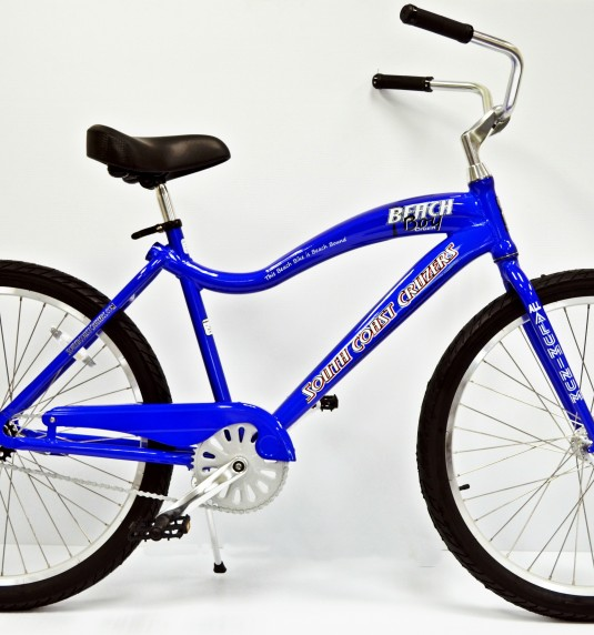 Beach Boy Cruzer – Men's Beach Cruiser