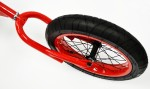 3 1/2 inch Wide Front Tire