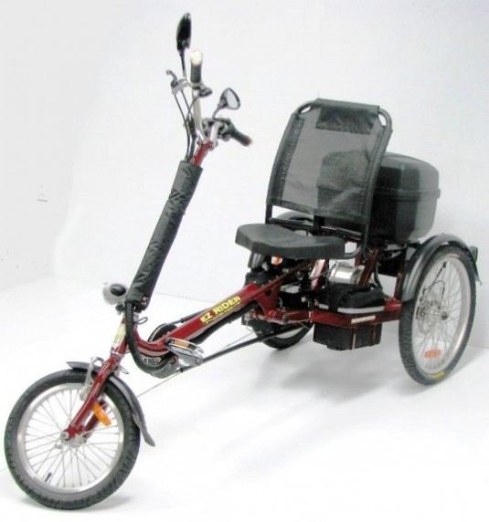 EZ Rider – Electric Adult Tricycle