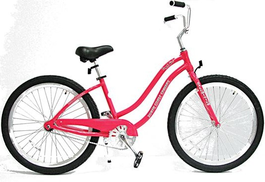 Beach Girl Cruzer – Women's Beach Cruiser