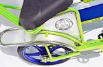 surrey bike, 4 wheel bike, surrey mag wheels, 4 person bike, 2 person cycle