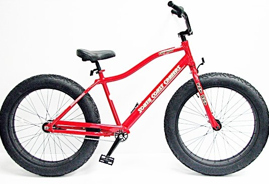 Fat Boy Cruzer – Fat Tire Bike