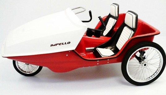 Impello – People Powered Vehicle