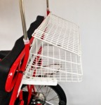 Surrey cycle basket